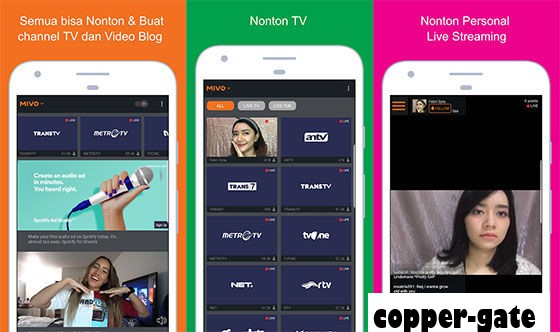 Rekomendasi Channel TV Online Luar Negeri